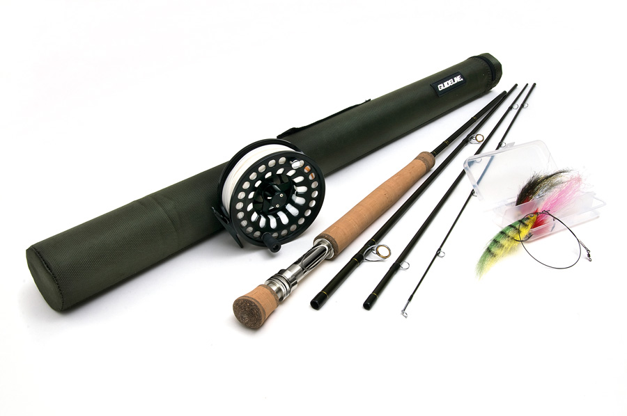 Guideline kispiox fly fishing kit for Fly fishing kits